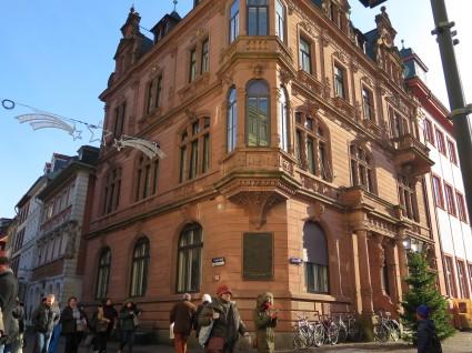 Old University building