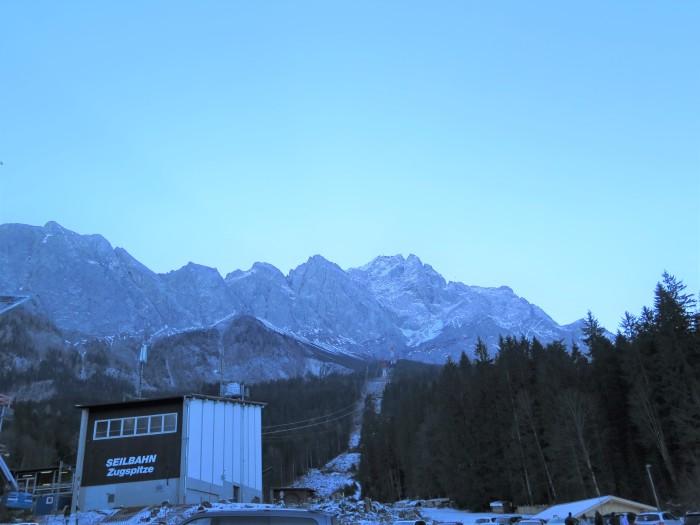 Our Bavarian Adventure – Zugspitze (Dec 3,2016)