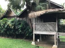 Silk Villa, exterior