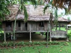 80-year-old White Frangipani Villa