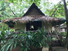 60-year-old Yellow Orchid Villa, formerly a fisherman's house